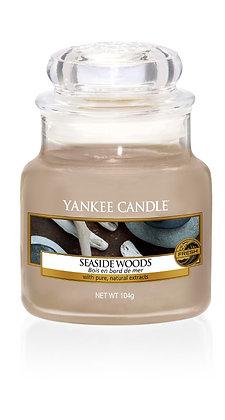 "Petite jarre ""Bois en bord de mer"" Yankee Candle"