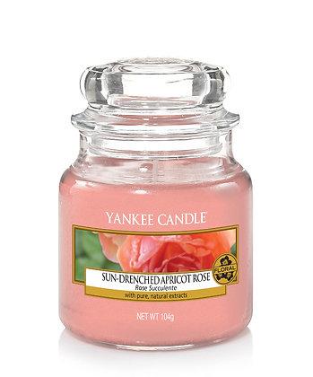 "Petite jarre ""Rose succulente"" Yankee Candle"