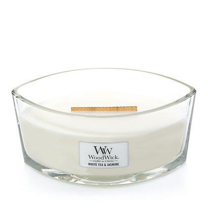 "Ellipse ""Thé blanc et jasmin"" WoodWick"