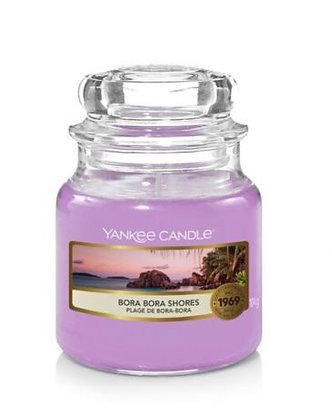 """Petite jarre """"Plage de Bora-Bora"""" Yankee Candle"""