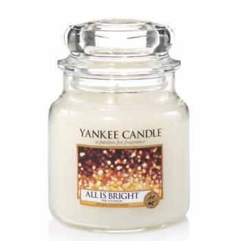 "Moyenne Jarre ""Fête scintillante"" Yankee Candle"