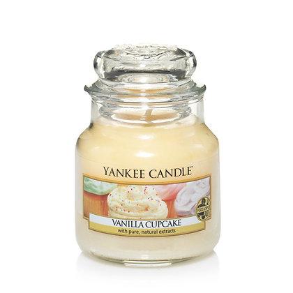 """Petite jarre """"Gâteau à la vanille"""" Yankee Candle"""