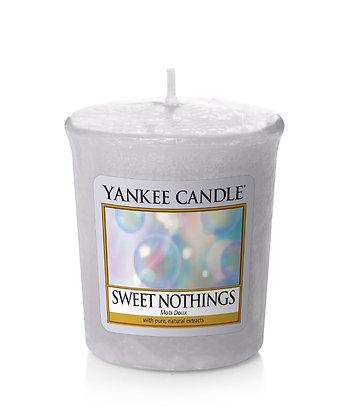 """Votive """"Mots doux"""" Yankee Candle"""