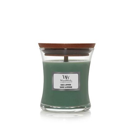 """Mini jarre """"Sauge et Myrrhe"""" WoodWick"""