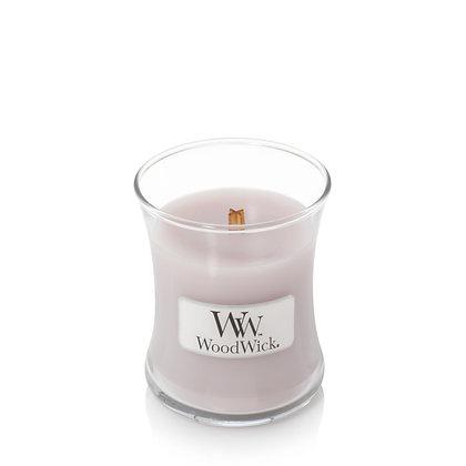 """Mini jarre """"Violettes sauvages"""" WoodWick"""