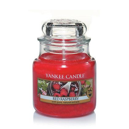 """Petite jarre """"Framboise rouge"""" Yankee Candle"""