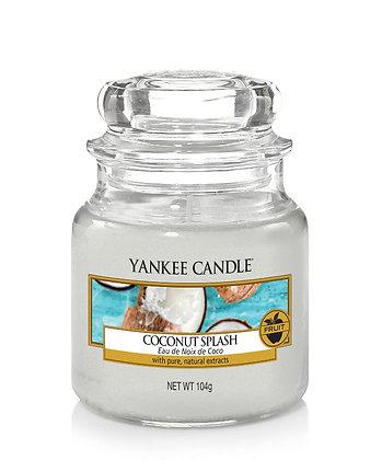 """Petite jarre """"Eau de noix de coco"""" Yankee Candle"""