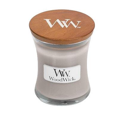 "Mini jarre ""Feu de bois"" WoodWick"