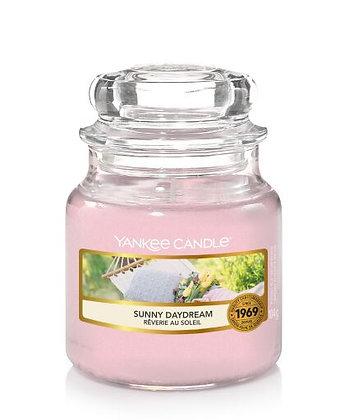 """Petite jarre """"Rêverie au soleil"""" Yankee Candle"""