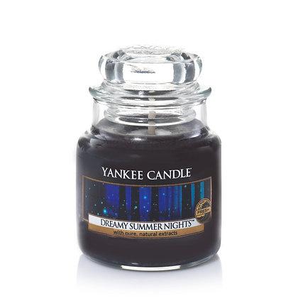 """Petite jarre """"Songe d'une nuit d'été"""" Yankee Candle"""