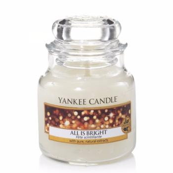 """Petite jarre """"Fête scintillante"""" Yankee Candle"""