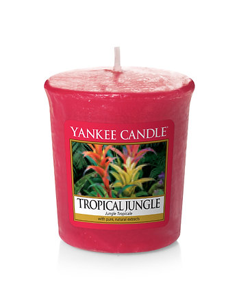 "Votive ""Jungle tropicale"" Yankee Candle"
