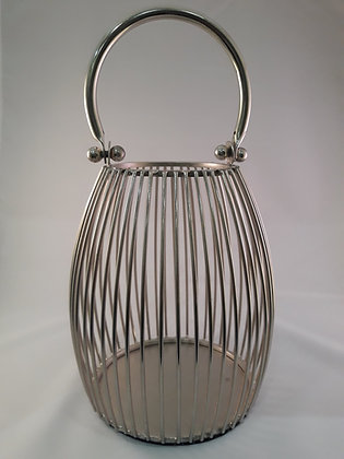 Lanterne métallique moyen modèle