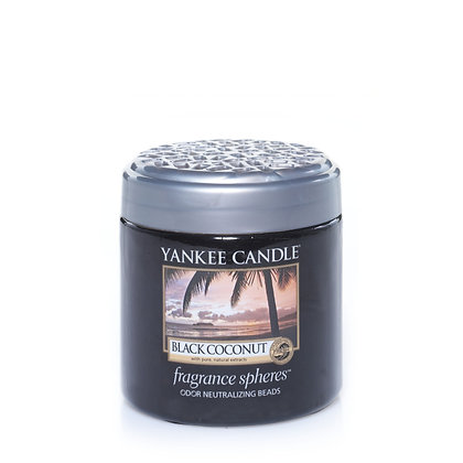 """Sphères parfumées """"Noix de coco noire"""""""