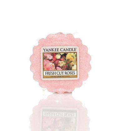 """Tartelette """"Roses fraîchement coupées"""" Yankee Candle"""
