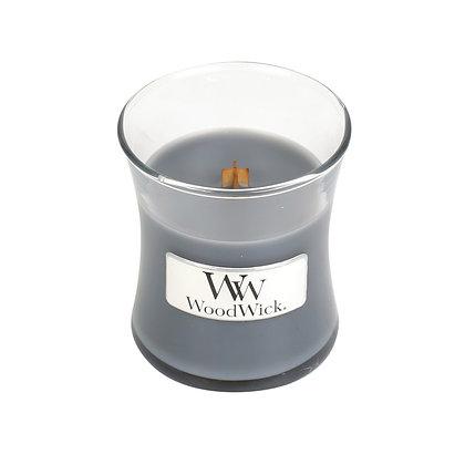 "Mini jarre ""Nuit d'onyx"" WoodWick"