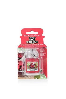 "Car jar ultimate ""Framboise rouge"""