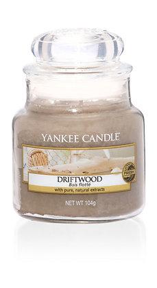 """Petite jarre """"Bois flotté"""" Yankee Candle"""