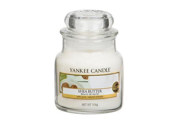 """Petite jarre """"Beurre de karité"""" Yankee Candle"""