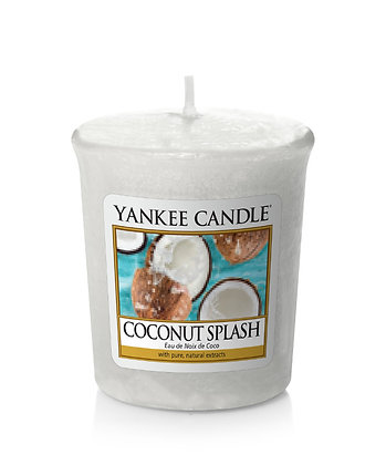"""Votive """"Eau de noix de coco"""" Yankee Candle"""