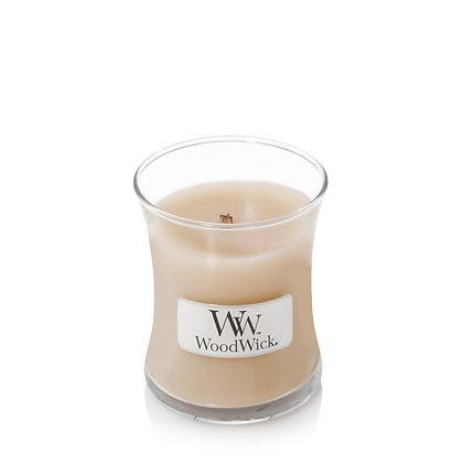 """Mini jarre """"Miel blanc"""" WoodWick"""