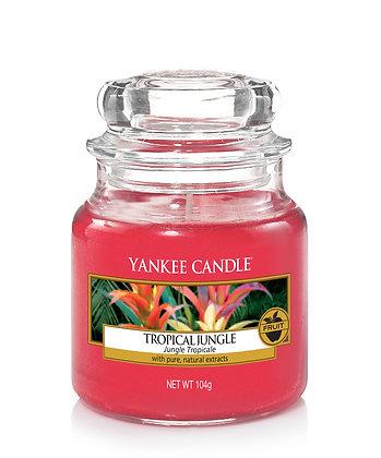 "Petite jarre ""Jungle tropicale"" Yankee Candle"