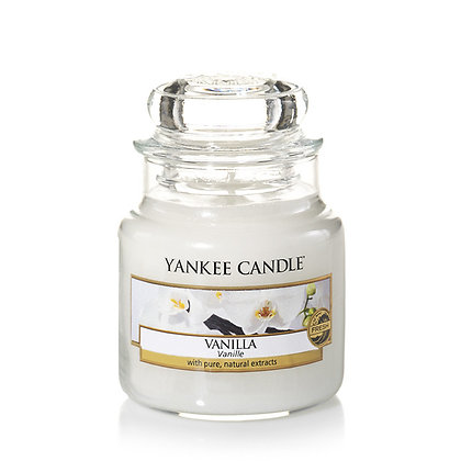 "Petite jarre ""Vanille"" Yankee Candle"