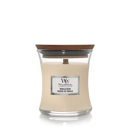 """Mini jarre """"Gousse de vanille"""" WoodWick"""