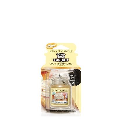 """Car jar ultimate """"Gâteau à la vanille"""""""