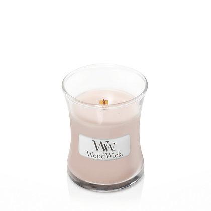 "Mini jarre ""Sel marin et vanille"" WoodWick"