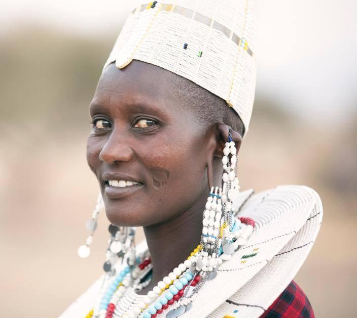 Visit a Maasai village in Tanzania