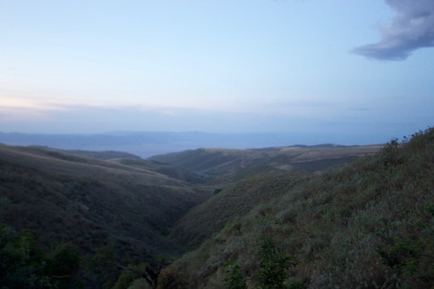 Ngorongoro Conservation Area where the Maasai live