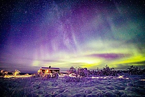 Sami reindeer experience in winter