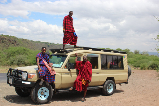 Travelling with the Maasai in Ngorongoro