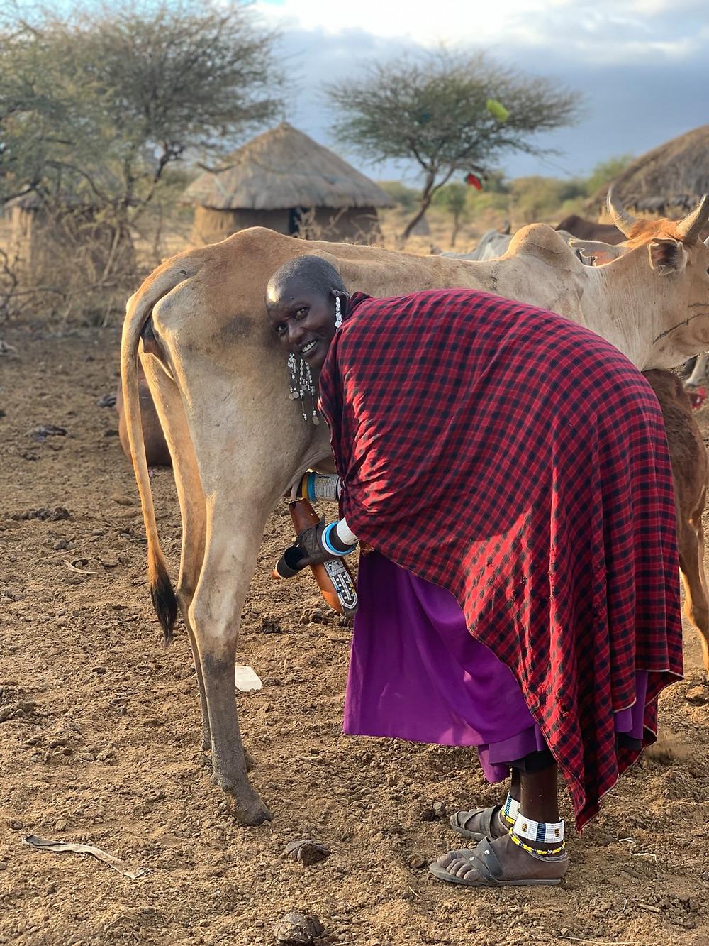 Maasai village stay in Tanzania