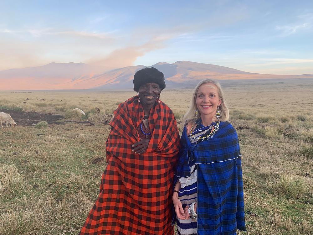 Maasai experience in Ngorongoro Tanzania