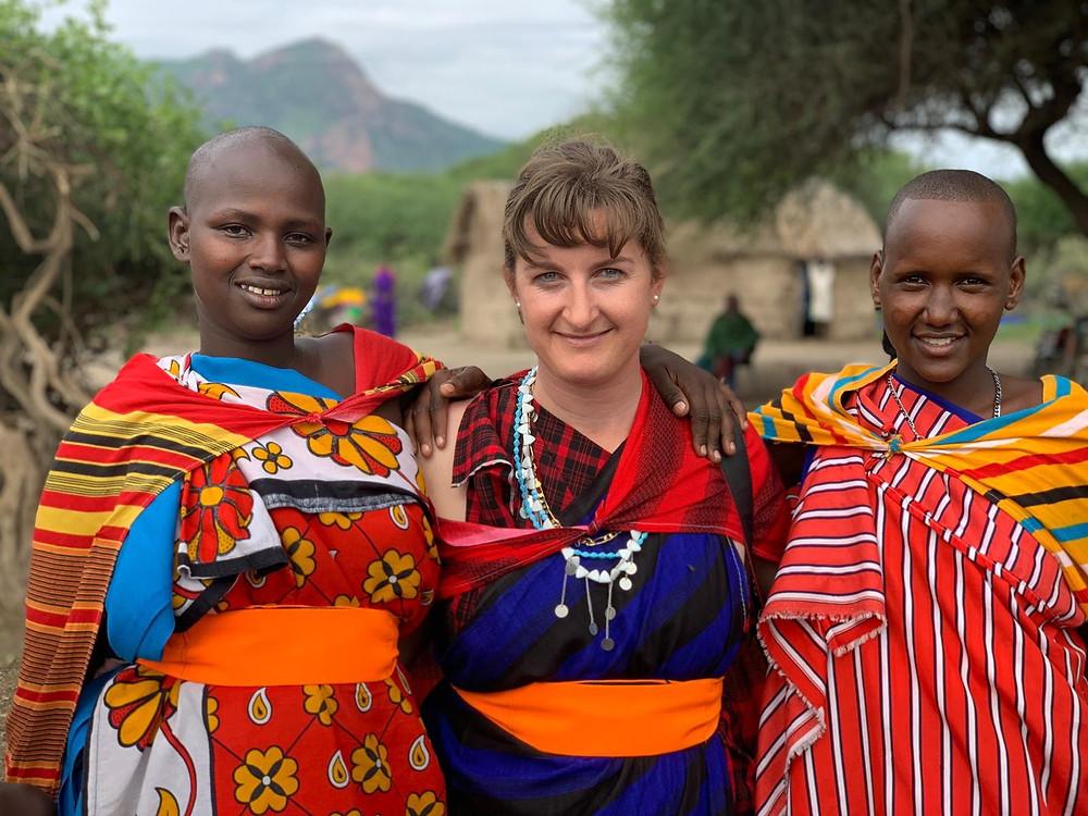 Maasai, Tanzania, ceremony, visit Maasai, Maasai village