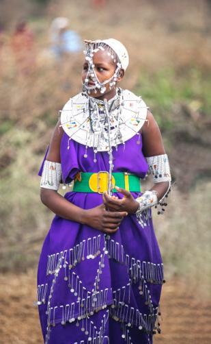 An authentic Maasai experience in Tanzania