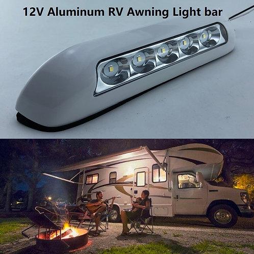 6500k 12v LED Awning Lights - Waterproof - RV - Van - Camper