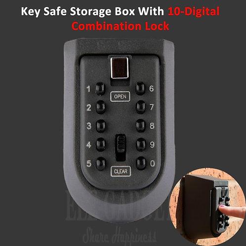 Heavy Duty Key Hidden Storage Safe Box