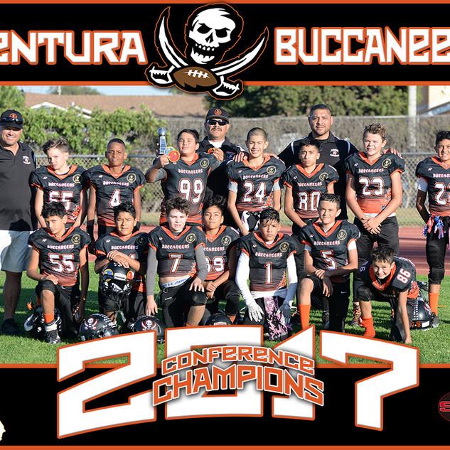 Ventura Buccaneers Team Picture
