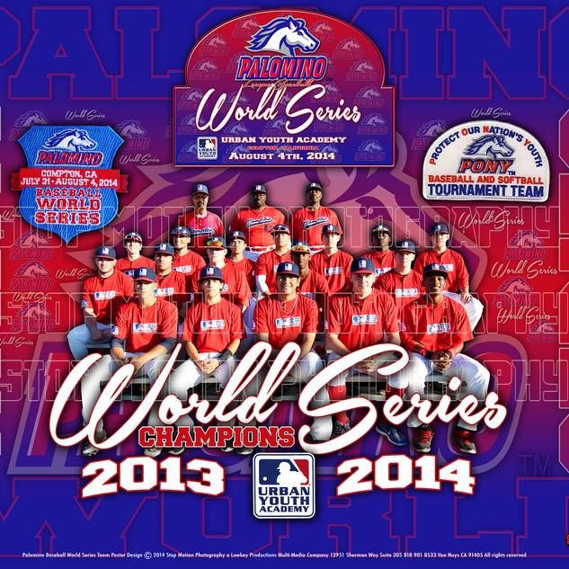 UYA Pony World Series Poster