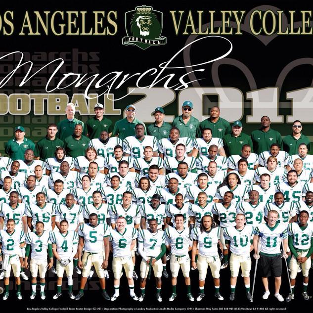 Valley College Football Team