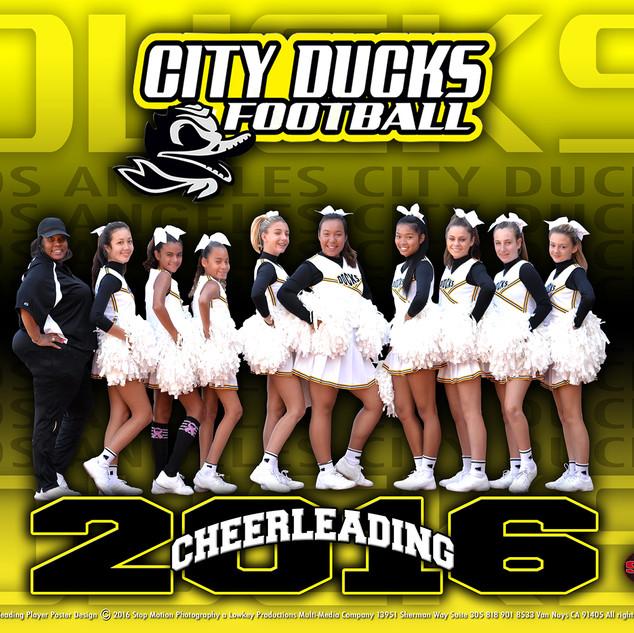 Cheer City Ducks