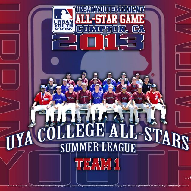 UYA College All Stars Team RED