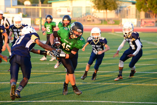 Thousand Oaks Titans PYFL