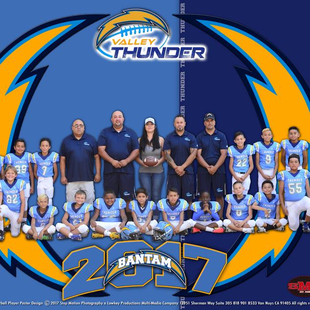 Valley Thunder Football