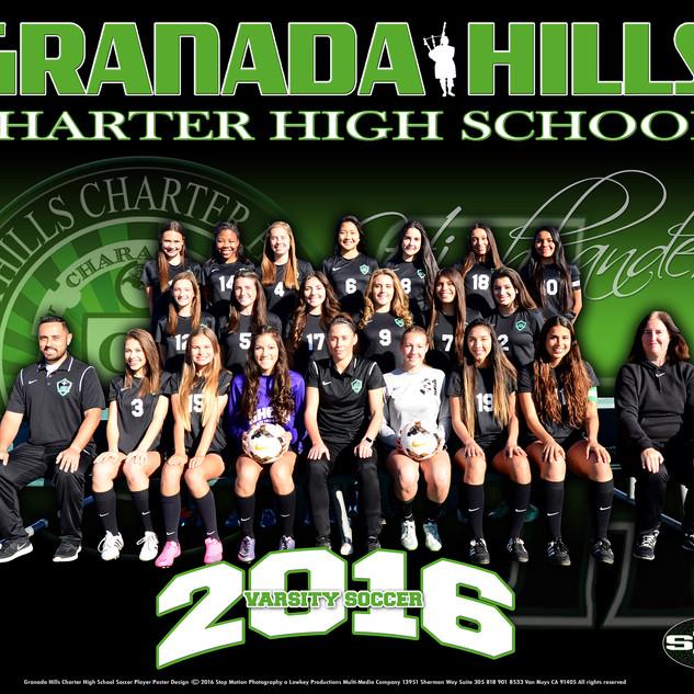 Granada Hills Girls Soccer