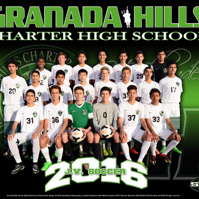 Granada Hills Boys Soccer