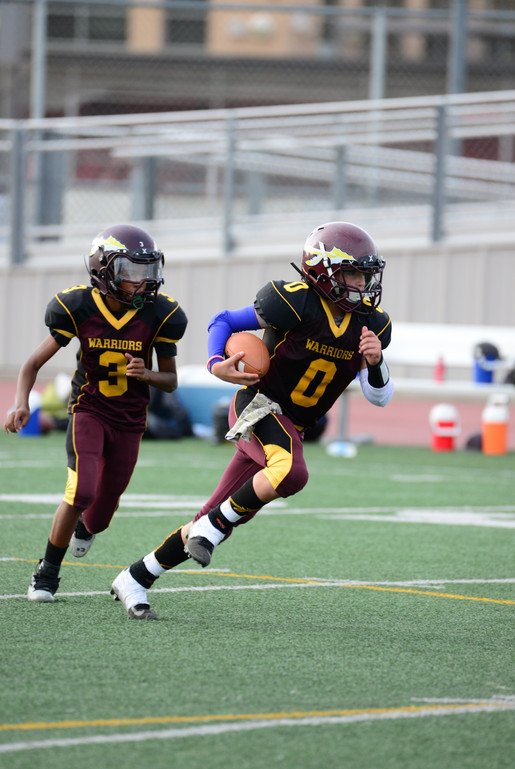 Santa Clarita Warriors PYFL
